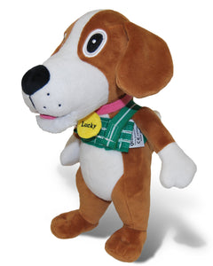 Lucky - Instructional plushy toy