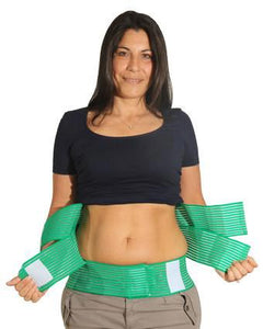 QualiBelly Advanced -  Postoperative tri-band abdominal support for critical interventions