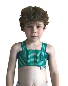 QualiBreath Pediatric - Sternum and thorax support