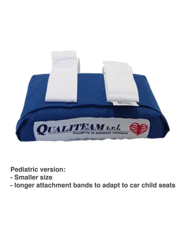 Postoperative care kit: QualiBreath Pediatric