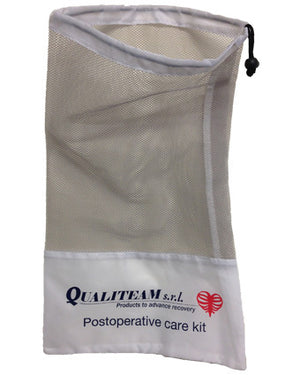 Postoperative care kit: QualiBreath