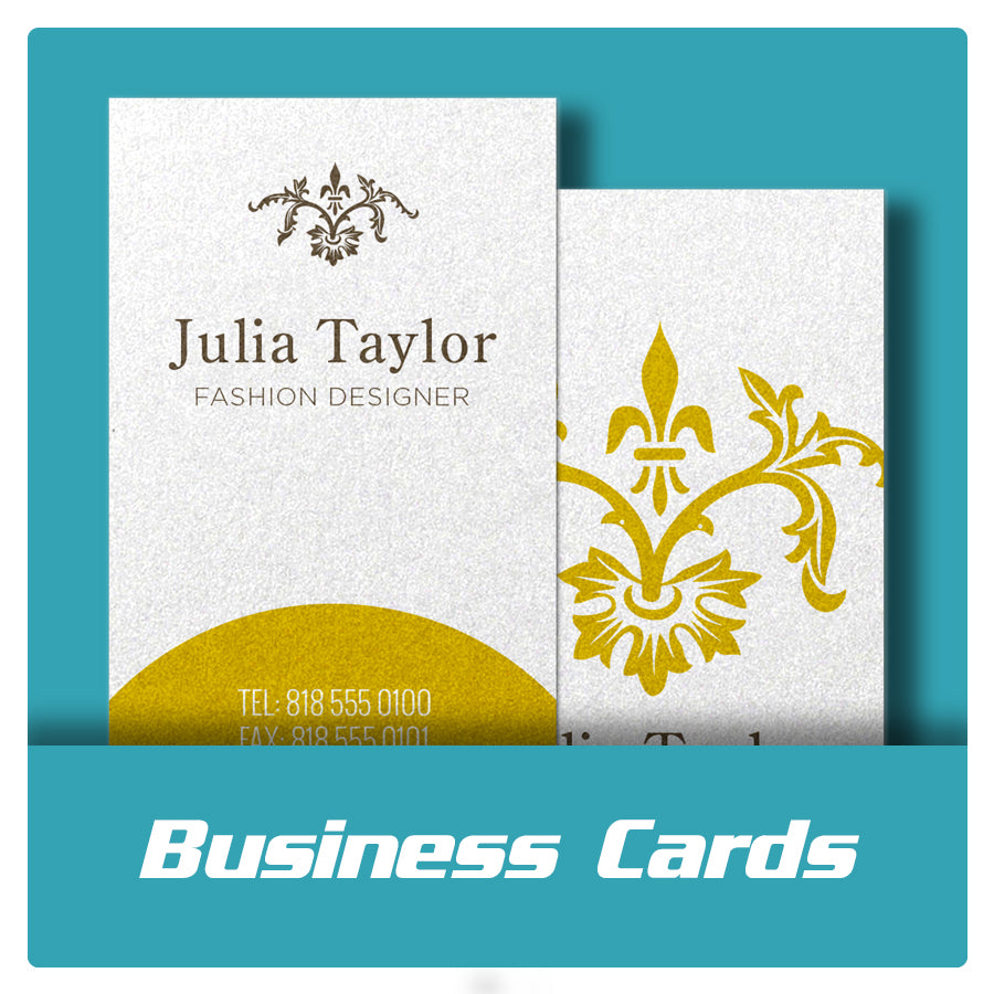 Business Cards 16PT Glossy - 2