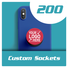 Load image into Gallery viewer, Custom Promotional Sockets