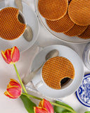 Dutch Caramel Stroopwafel, Cookies 16 Count