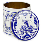 Small Blue Tins EMPTY (16 ct)