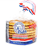 Caramel Stroopwafel Cookies in Tins - Buy One, Get One W/ FREE SHIPPING ❤️