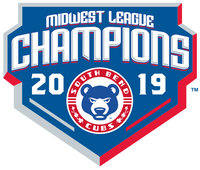 2019 Midwest League Champions