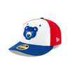 New Era 59Fifty Low Profile South Bend Cubs On Field BP Cap