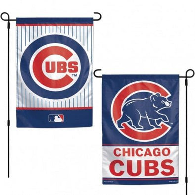 Chicago Cubs Garden Flag 2-Sided