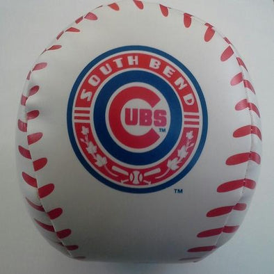 "South Bend Cubs Primary 4"" Softee Ball"
