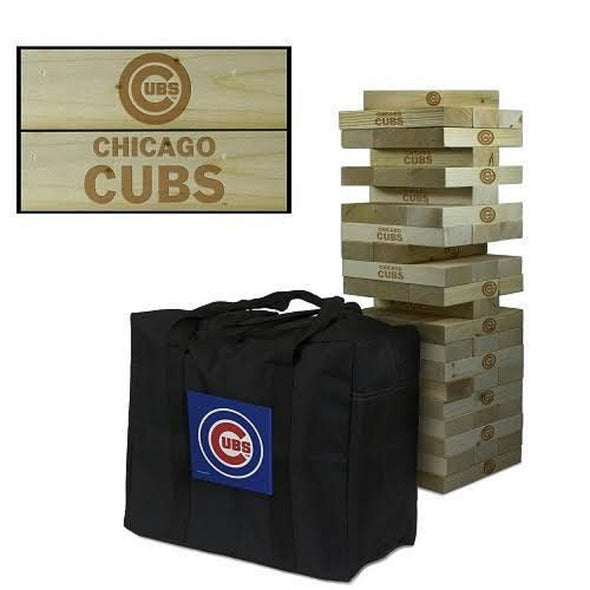 Chicago Cubs Giant Tumble Towers Game