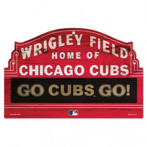 Chicago Cubs Marquee Sign  11 x 17""