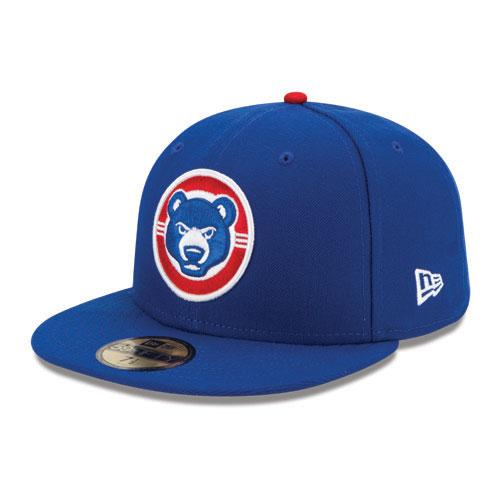 New Era 59Fifty South Bend Cubs Home Cap