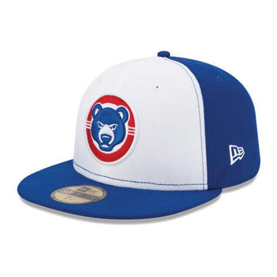 New Era 59Fifty South Bend Cubs Royal/White Cap