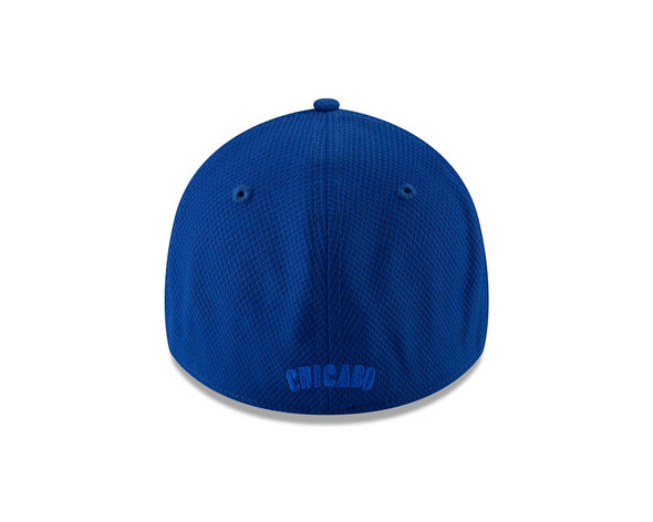Chicago Cubs New Era 39Thirty Tonal Flect Fitted Cap
