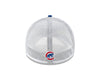 Chicago Cubs New Era 39Thirty Logo Turn Cap
