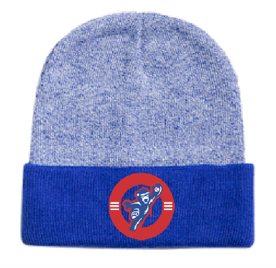 South Bend Cubs Heather Knit Beanie