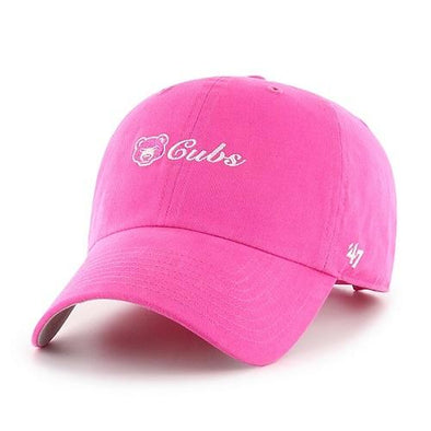 47 Brand South Bend Cubs Women's Cohasset Pink Cap