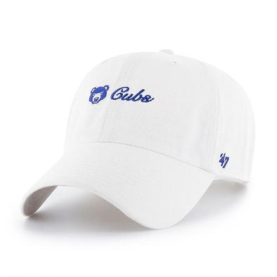 '47 Brand South Bend Cubs Women's Cohasset White Cap
