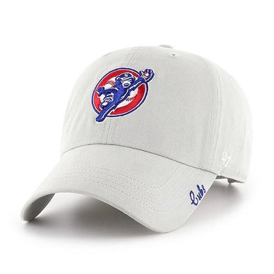 47 Brand South Bend Cubs Women's Catching Cub Cap Grey