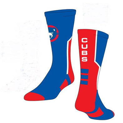 South Bend Cubs Socks Perimeter