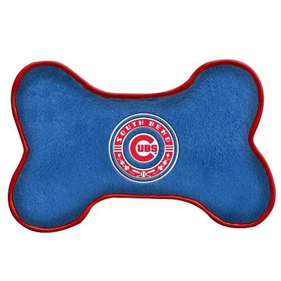 "South Bend Cubs 8"" Squeak Toy"