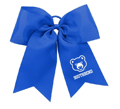 South Bend Cubs Hair Bow