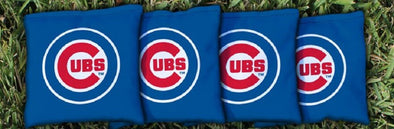 Chicago Cubs Cornhole Bags Set of 4