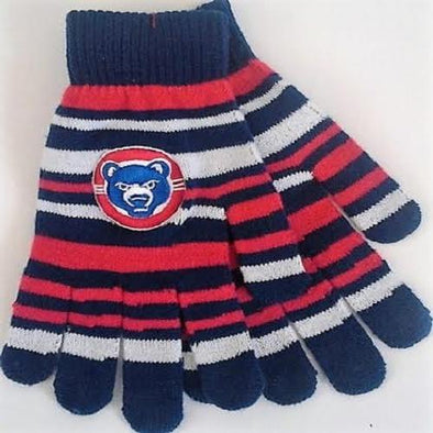 South Bend Cubs Knit Gloves