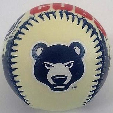 South Bend Cubs Logo Ball Glow In The Dark
