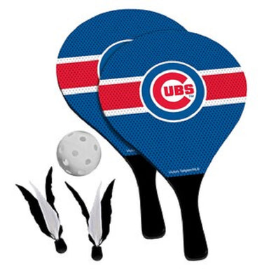 Chicago Cubs 2-in-1 Birdie Pickleball Paddle Game