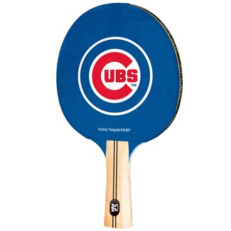 Chicago Cubs Table Tennis Paddle