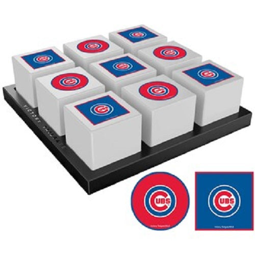 Chicago Cubs Tic-Tac-Toe Game
