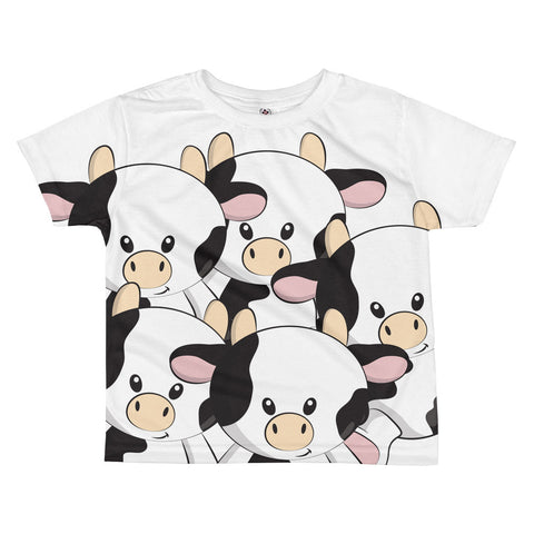 The Bottom Calf All-over kids sublimation T-shirt