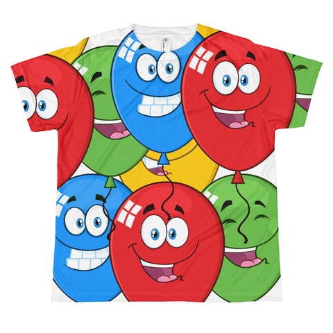 Balloons All-over youth sublimation T-shirt
