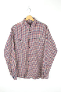 Polo Ralph Lauren Plaid Flannel Shirt M L