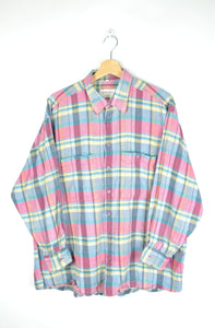 Plaid Men's Shirt