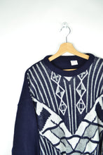 Load image into Gallery viewer, Abstract Patterns Unisex Sweater M/L