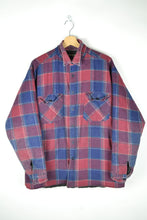 Load image into Gallery viewer, Vintage 90s Plaid Jacket
