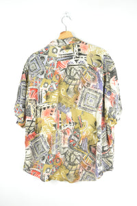 Abstract patterns Unisex Sumer shirt L