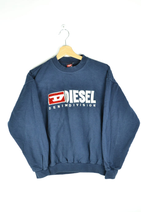 90s Diesel Crewneck Small S
