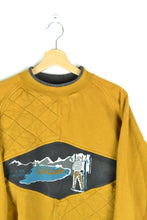 Load image into Gallery viewer, 80s USA Colorado Yellow Sweatshirt Medium M