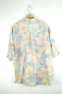 Light Pastel Colored Oversized Shirt XL