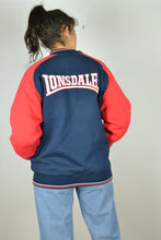 Load image into Gallery viewer, LONSDALE Vintage Teddy Jacket Large L