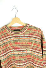 Load image into Gallery viewer, CARLO COLUCCI Orange Sweater Large L