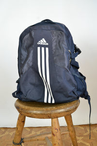 Blue Adidas Sport Backpack