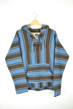 Load image into Gallery viewer, Vintage 90s - Brown & Blue Baja - size M