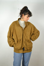 Load image into Gallery viewer, Bron Suede Jacket Vintage 80s XL