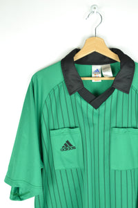 Adidas vintage Referee Green Shirt XL