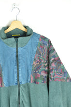 Load image into Gallery viewer, 80s 90s Fleece Jacket Oversized XL